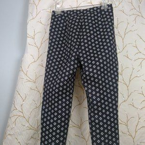 Vince Camuto Black and White Pant Size 12